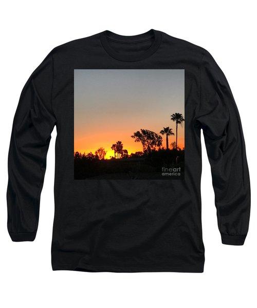 Daybreak Long Sleeve T-Shirt by Kim Nelson
