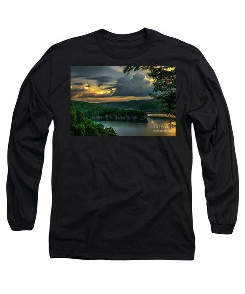 Daybreak Over Long Point Long Sleeve T-Shirt