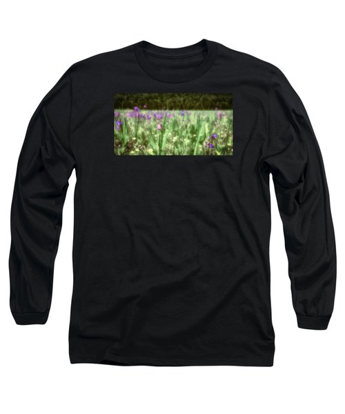Daydreams In A Meadow Long Sleeve T-Shirt
