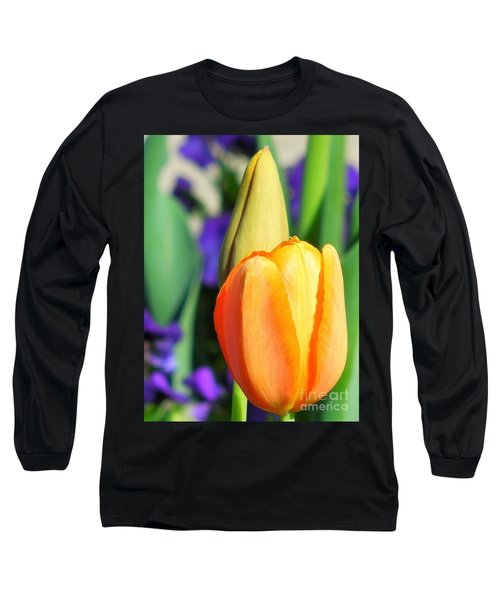 Dazzling Tulip Long Sleeve T-Shirt