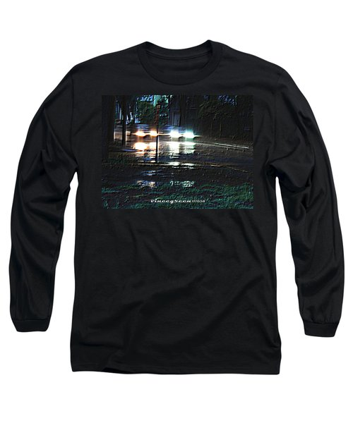 Dead Heat Long Sleeve T-Shirt