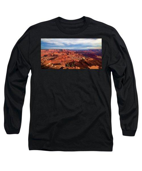 Dead Horse State Park Utah Long Sleeve T-Shirt