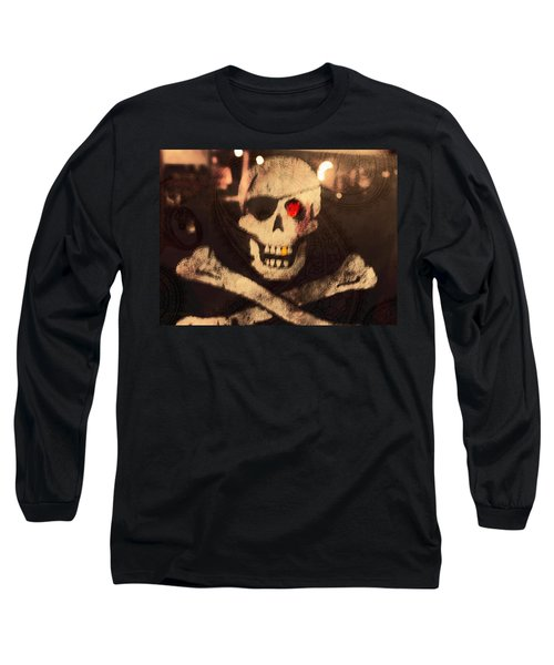 Dead Man's Chest Long Sleeve T-Shirt