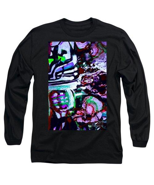 Death Study-6 Long Sleeve T-Shirt
