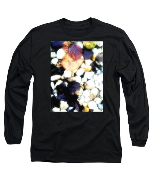 Decaying Leaves Long Sleeve T-Shirt