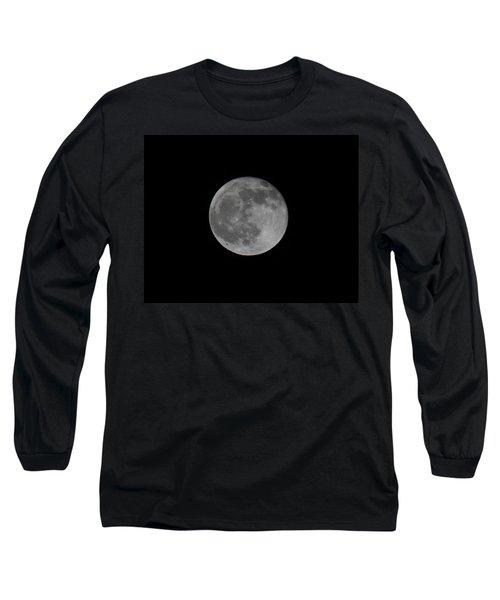 December Moon Long Sleeve T-Shirt