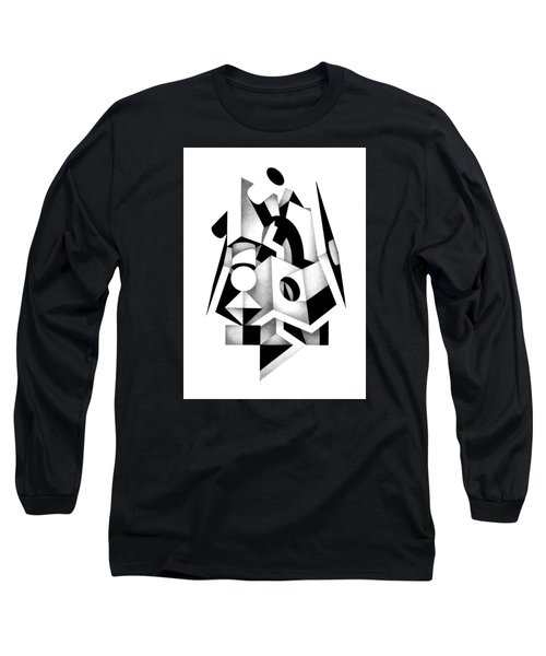 Decline And Fall 1 Long Sleeve T-Shirt
