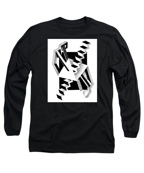 Decline And Fall 3 Long Sleeve T-Shirt