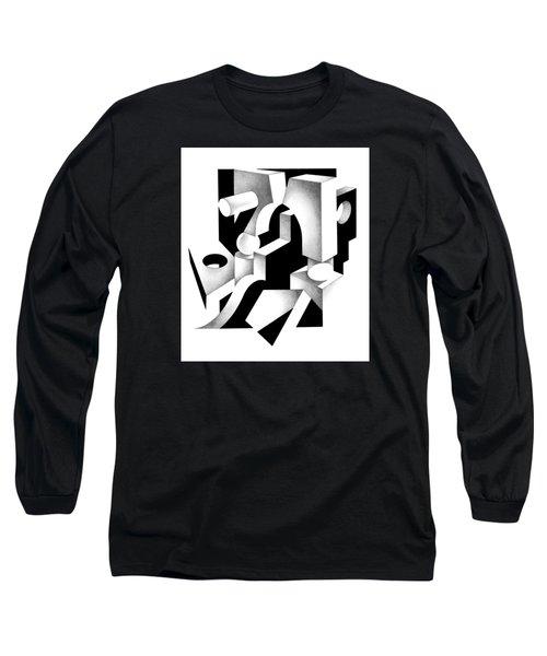 Decline And Fall 5 Long Sleeve T-Shirt