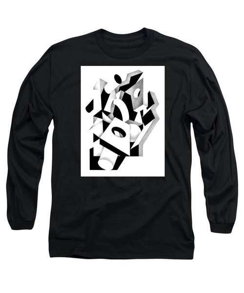 Decline And Fall 8 Long Sleeve T-Shirt