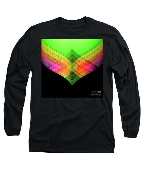 Decorative Long Sleeve T-Shirt