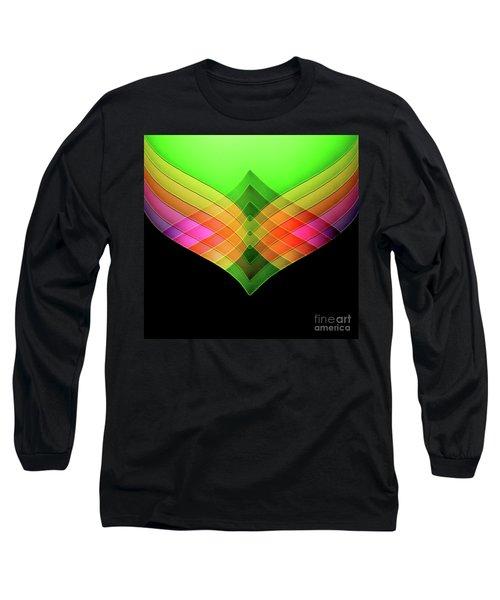Decorative Long Sleeve T-Shirt