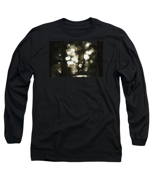 Long Sleeve T-Shirt featuring the photograph Deep In Woods by Yulia Kazansky