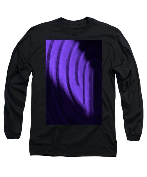 Deep Maze Long Sleeve T-Shirt