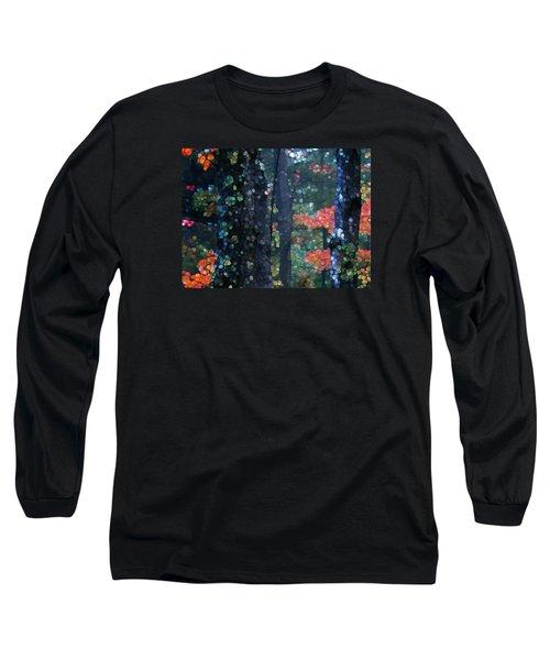 Deep Woods Mystery Long Sleeve T-Shirt