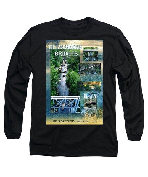 Deer Creek Bridges Long Sleeve T-Shirt