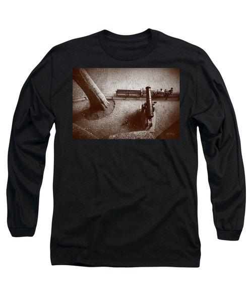 Defending London Long Sleeve T-Shirt by Joseph Westrupp
