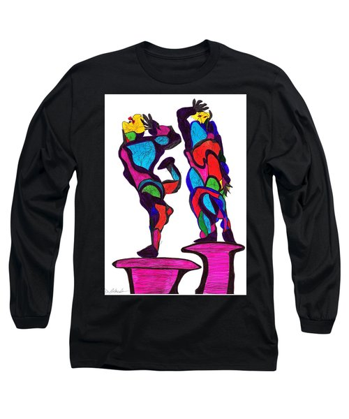 Definism Dance Long Sleeve T-Shirt