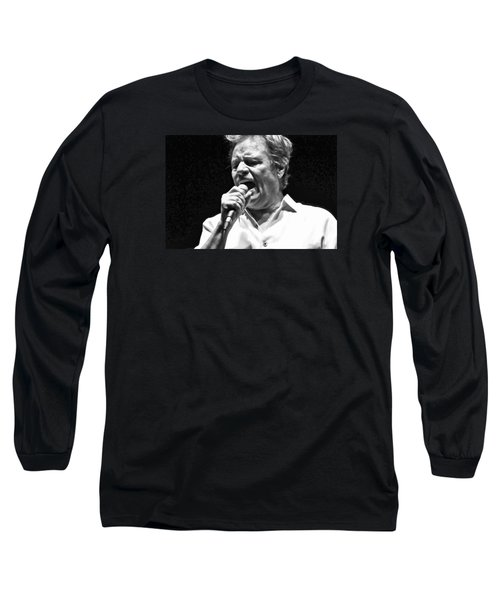 Delbert Mcclinton Sings The Blues Long Sleeve T-Shirt