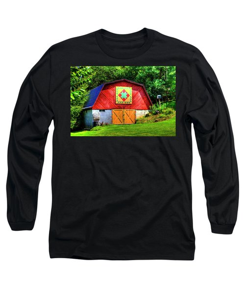 Delectable Mountains Long Sleeve T-Shirt