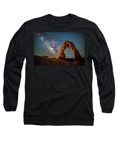 Delicate Air Glow Long Sleeve T-Shirt