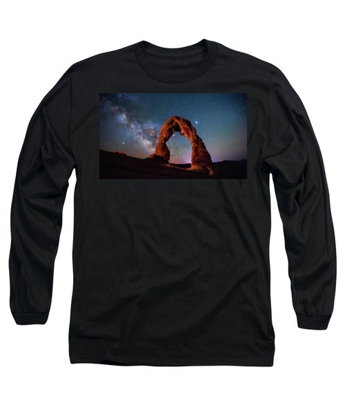 Delicate Alignment Long Sleeve T-Shirt