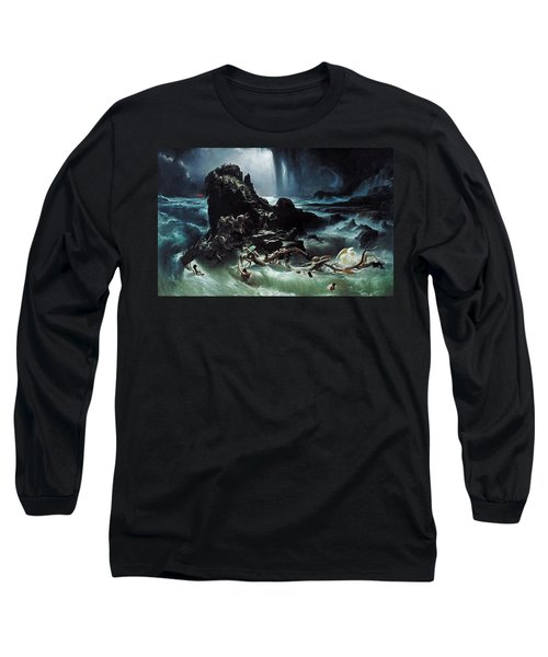 Deluge Long Sleeve T-Shirt