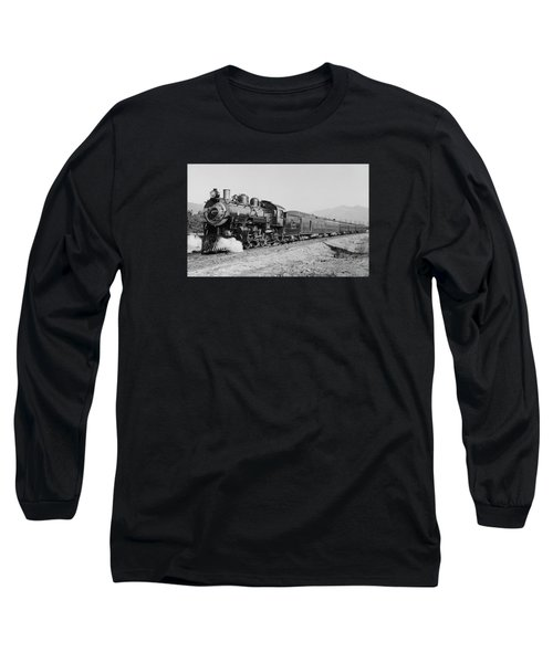 Deluxe Overland Limited Passenger Train Long Sleeve T-Shirt