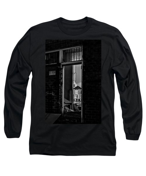 Demolition In Progress Long Sleeve T-Shirt