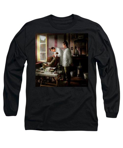 Dentist - The Horrors Of War 1917 Long Sleeve T-Shirt