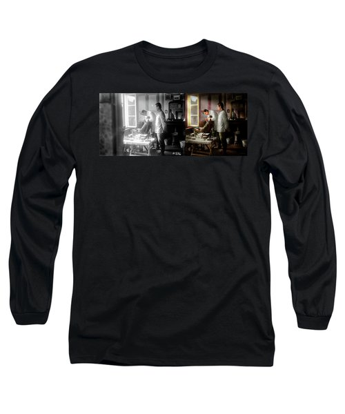 Dentist - The Horrors Of War 1917 - Side By Side Long Sleeve T-Shirt
