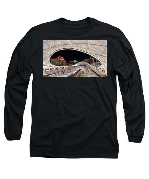 Denver Union Station 3 Long Sleeve T-Shirt