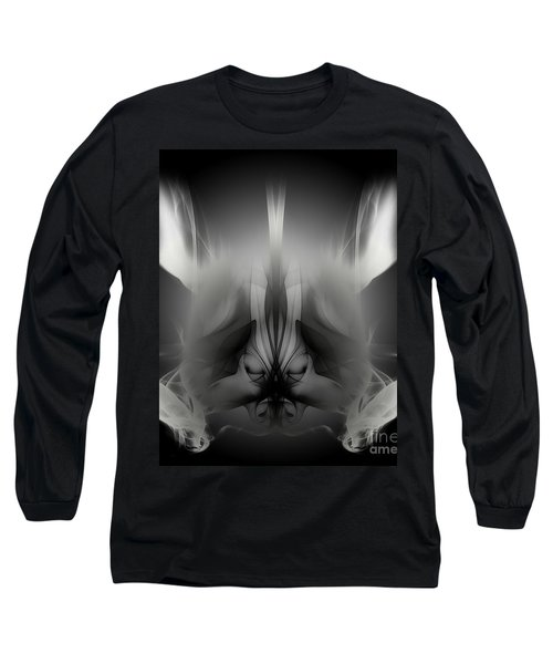 Descent Long Sleeve T-Shirt by Clayton Bruster