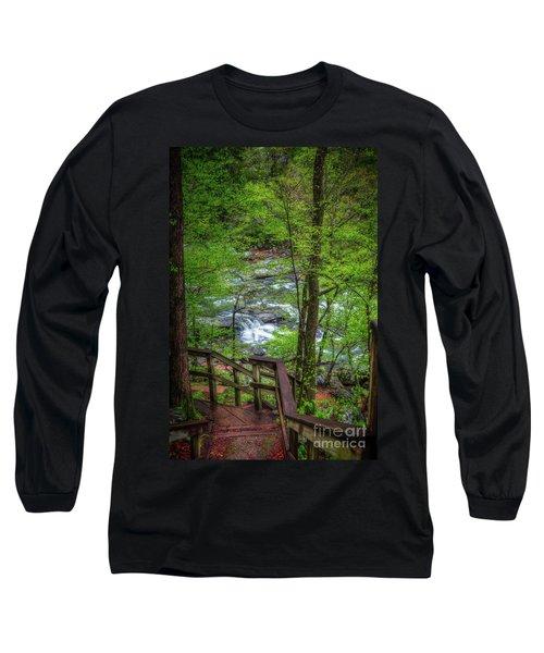 Descent Long Sleeve T-Shirt