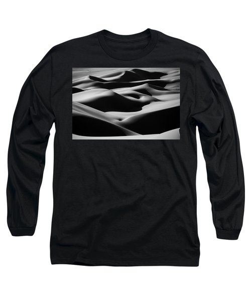 Desert Curves Long Sleeve T-Shirt