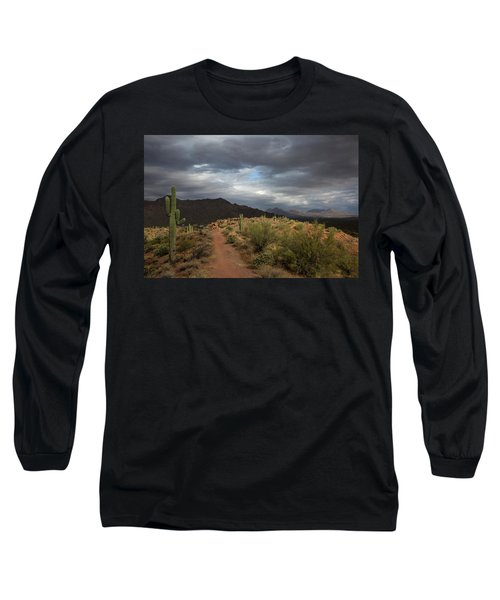 Desert Light And Beauty Long Sleeve T-Shirt