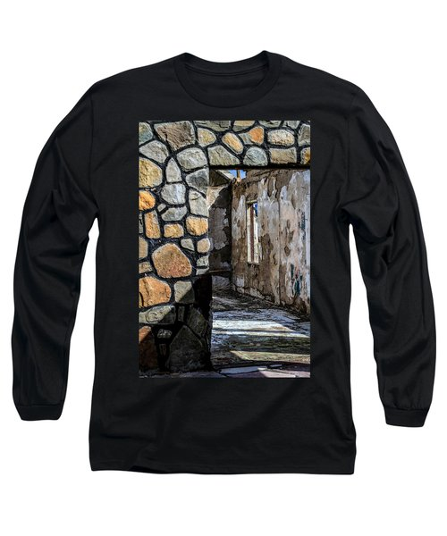 Desert Lodge View 1 Long Sleeve T-Shirt