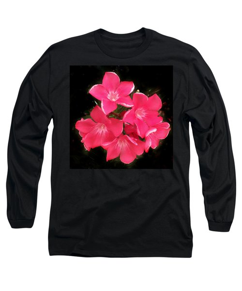 Desert Rose Long Sleeve T-Shirt