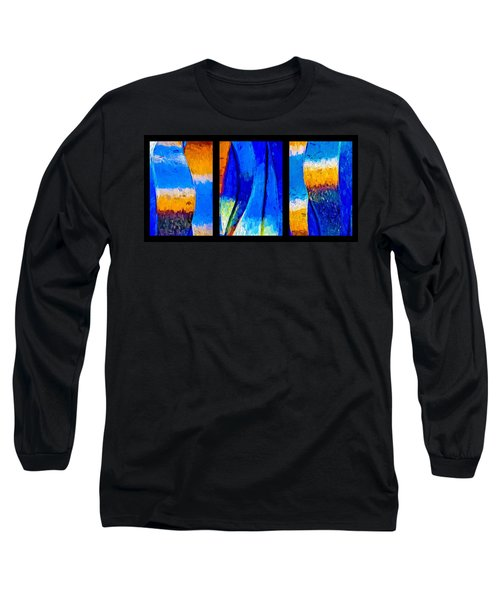 Long Sleeve T-Shirt featuring the photograph Desert Sky by Paul Wear