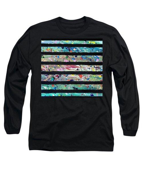 Detail Of Agoraphobia 2 Long Sleeve T-Shirt