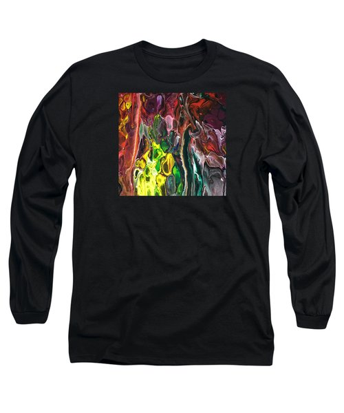 Detail Of Auto Body Paint Technician  Long Sleeve T-Shirt