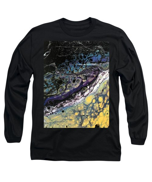 Detail Of He Likes Space 2 Long Sleeve T-Shirt