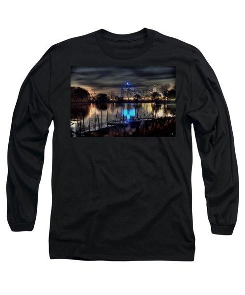Detroit Reflections Long Sleeve T-Shirt