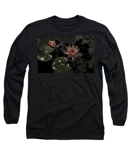 Deuces In The Moonlight Long Sleeve T-Shirt