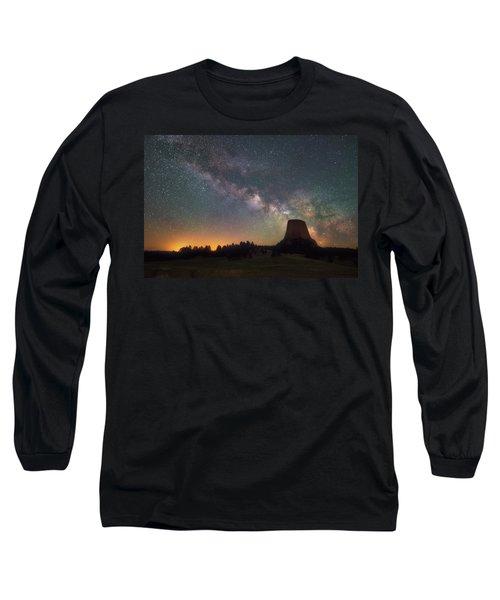 Devils Night Watch Long Sleeve T-Shirt