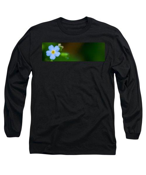 Dewy Blossom  Long Sleeve T-Shirt