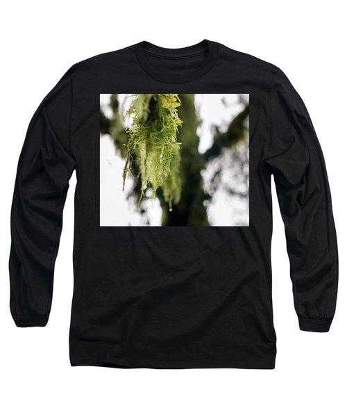 Dewy Moss Long Sleeve T-Shirt
