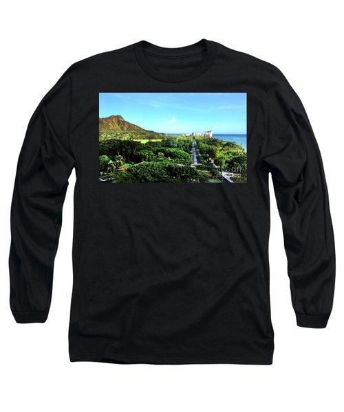 Diamond Head Long Sleeve T-Shirt