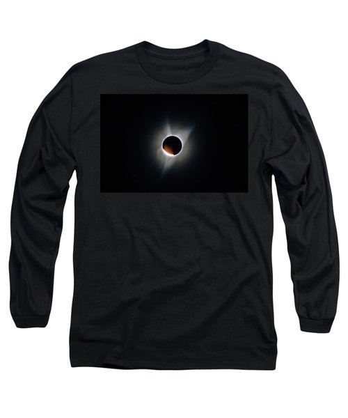 Diamond Ring Long Sleeve T-Shirt
