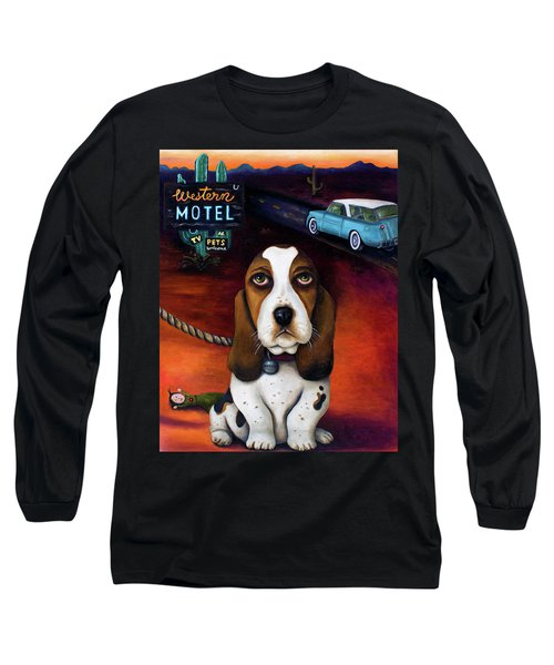 Did You Forget Something Long Sleeve T-Shirt
